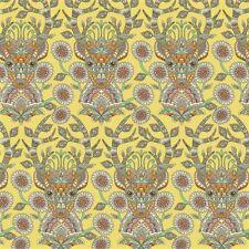 OOP Tula Pink - MOON SHINE - Deer Me Dandelion 100% cotton Fabric