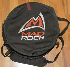 Mad Rock ~ Rock Climbing Utility Rope Accessory Bag Backpack Excellent