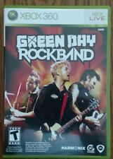 Green Day: Rock Band USED Xbox 360