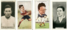 Four Rugby Cigarette Cards in good condition