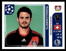 Panini Champions League 2011-2012 - Tranquillo Barnetta Bayer Leverkusen No.321