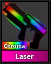 Roblox Murder Mystery 2 MM2 Godly Chroma Laser(READ DESCRIPTION)