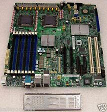 Intel S5000PSLSAS Dual S771 SSI EEB DDR2 New Pull Server Board With I/O Shield