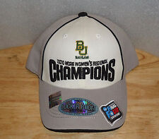 Baylor Lady Bears Basketball Cap/Hat 2010 Women's Regional Locker Room Edition