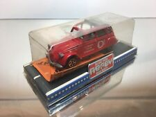 NOREV  1:43  - CITROEN 2CV   10 JAAR CLUB RIJNMOND   -   GOOD CONDITION IN BOX