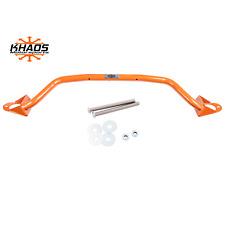 Khaos Motorsports Strut Tower Bar Dodge Charger Challenger 300 Hemi Orange