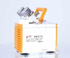Oil Free Diaphragm Vacuum Pump 30L/m 160W 1*head GM-0.50A Antiseptic CE e