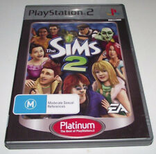 The Sims 2 PS2 (Platinum) PAL *Complete*