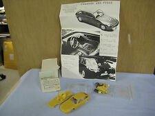NEW, UNBUILT, Rare VROOM Porsche 928 FERRY, 1/43 Resin Model Kit