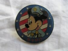 Disney Trading Pins 10306 DS - NYPD Mickey Mouse