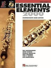 Essential Elements 2000 - Oboe Book 2