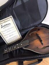 NEW Eastman MD 305 A-Style Mandolin w/ Durable Padded Gig Bag