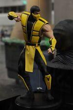 Extremely Rare! Mortal Kombat Scorpion Klassic Big Figurine LE of 350 Statue