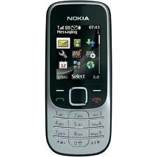 Nokia 2330 Classic silver/Black-Nouveau/OVP-sans sim-lock