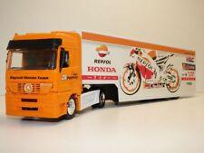 CAMION MERCEDES ACTROS Team REPSOL HONDA moto GP 1/43