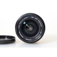 Minolta MD Rokkor 24mm F/2.8 VFC Weitwinkel Objektiv