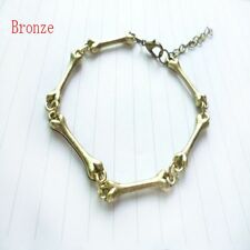 Cuff Bangle Bracelet Bone Style Bangle Bracelet Vintage Europe America Jewelry