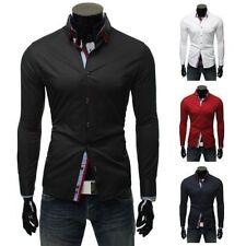 Camicie casual e maglie da uomo in misto cotone