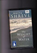 The Weight of Water by Anita Shreve (Audio cassette, 2000)