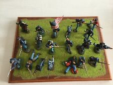 Union toy soldiers ACW