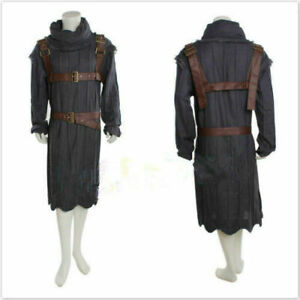 Game of thrones Hodor Tunic Halloween Cosplay Costume
