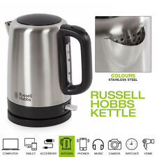 New Russell Hobbs Canterbury Kettle 20610, 1.7 L, Brushed Stainless Steel