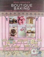 Boutique Baking: Delectable Cakes, Cupcakes and Teatime Treats,Peggy Porschen
