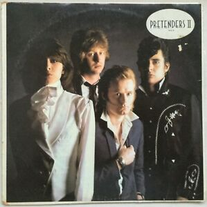 PRETENDERS Pretenders II 1981 WEA EX/VG+