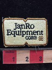 Patch - JANRO EQUIPMENT CORP. Advertising / Uniform 74YH