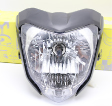 Motorcycle Bike Racing Universal Headlight Headlamp Lamp Case For Yamaha FZ 16