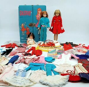 ThriftCHI ~ Skipper Dolls, Doll Case & Loads of Clothing!