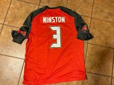 Colorful Tampa Bay Buccaneers Jameis Winston Adult XL Nike On Field Jersey