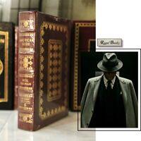 AMERICAN GODS - Easton Press - NEIL GAIMAN 🖋SIGNED🖋 SEALED w/ BOX