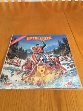 *RARE* Up The Creek Comedy Laserdisc Features Music Of Cheap Trick/Heart