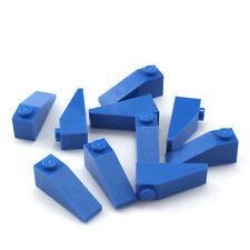 LEGO Dachstein 4286: 10x Schrägstein 33° 3x1 blau (slope) NEU