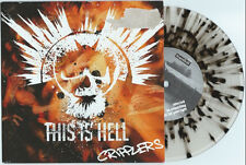 "This is Hell ""Cripplers"" 7"" vinyl OOP Glassjaw I Am the Avalanche Emarosa"