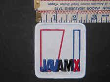 AMC Javelin AMX patch emblem AM Dealers 68 69 70 71 72 73 74 club