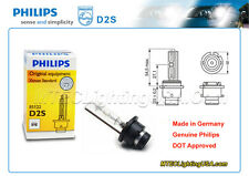 Genuine Philips XenStart Xenon HID D2S 85122 C1 Headlight Bulb Made in Germany
