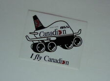 Canadian CP Airlines Vintage I Fly Canadian  Decal