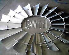 Aermotor Windmill Wheel For 6ft X702 Models New Witho Spokes Sections Assembled