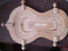 1 PC of Violin Cradle for Carving or Repairing, Violin tool