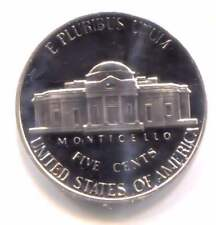 2004 S Cameo Proof Jefferson Nickel - Five Cent Coin - San Francisco Mint
