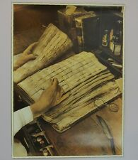 French Apothecary Pharmacy Medicine Book Vintage Antique 12X16 Photo Print