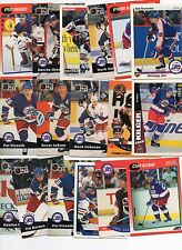 WINNIPEG JETS 50 HOCKEY CARD LOT 50 DIFFERENT CARDS NO DUPLICATES