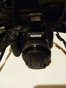 Fujifilm FinePix S S1 16.4MP Digital Camera - Black