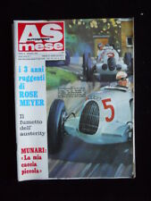 AUTOSPRINT Mese n°3 1974 Clay Regazzoni Bernd Rosemeyer Brambilla [G586C]