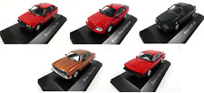 Lot de 5 Renault R11 R19 Fuego 1/43 Voiture Miniature Diecast Model Car LAQV9