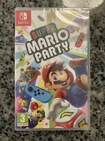 Super Mario Party - Nintendo Switch 100% factory sealed, brand new!!