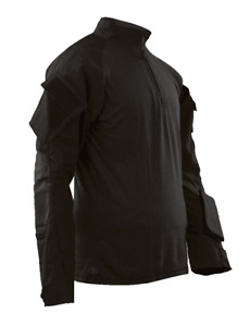 Tru-Spec TRU XTREME® Combat Shirt  Black/Black