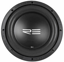 "RE Audio SXX10D2 V2 10"" 1200W RMS Dual 2-Ohm Car Subwoofer SXXV2 Sub SXX V2 10D2"